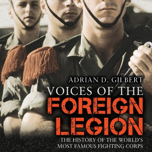 Voices of the Foreign Legion cover art