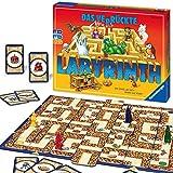 Ravensburger Familienspiel Das verrückte Labyrinth, Kinder- und Gesellschaftsspiel, für...