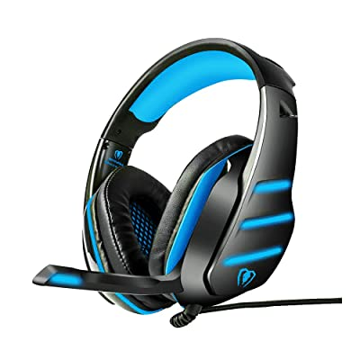 Beexcellent GM-3 Pro Wired Gaming Headset with ...