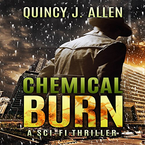 Chemical Burn  By  cover art