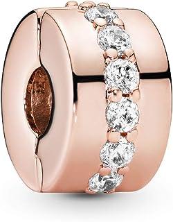 Pandora Women Gold Plated Bead Charm - 781972CZ