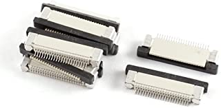 Aexit Bottom Connect Audio & Video Accessories 22Pin 0.5mm Pitch FFC FPC Ribbon Socket Connectors & Adapters Connector 10Pcs