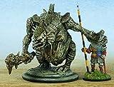 Bones Kallaguk, Troll King Miniature Reaper