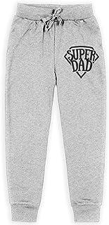 Yuanmeiju Super Dad Boys Pantalones Deportivos,Pantalones Deportivos for Teens Boys Girls