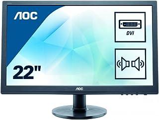 AOC E2260SDA 22-Inch Widescreen LED Monitor