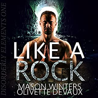 Like a Rock audiobook cover art