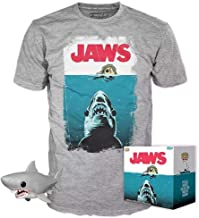 Pop! Movies Jaws Vinyl Figure & T-Shirt - Large