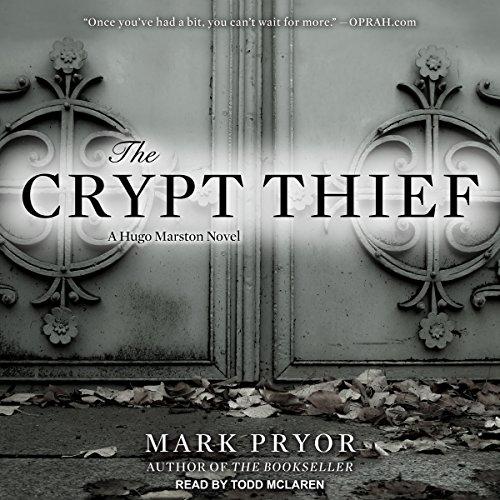 The Crypt Thief: A Hugo Marston Novel, Book 2
