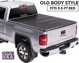 Gator ETX Soft Tri-Fold Truck Bed Tonneau Cover   59109   Chevy Silverado/GMC Sierra 5.5' bed, 2014-18, 2019 Limited/Legacy    MADE IN THE USA