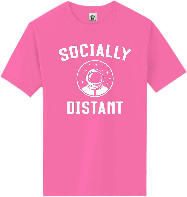 zerogravitee Socially Distant Short Sleeve Neon Tee