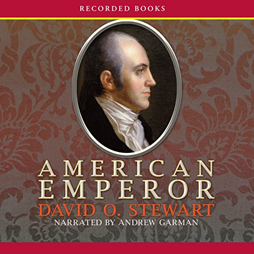 American Emperor audiobook cover art