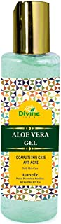 Divine India Aloe Vera Gel, 200ml
