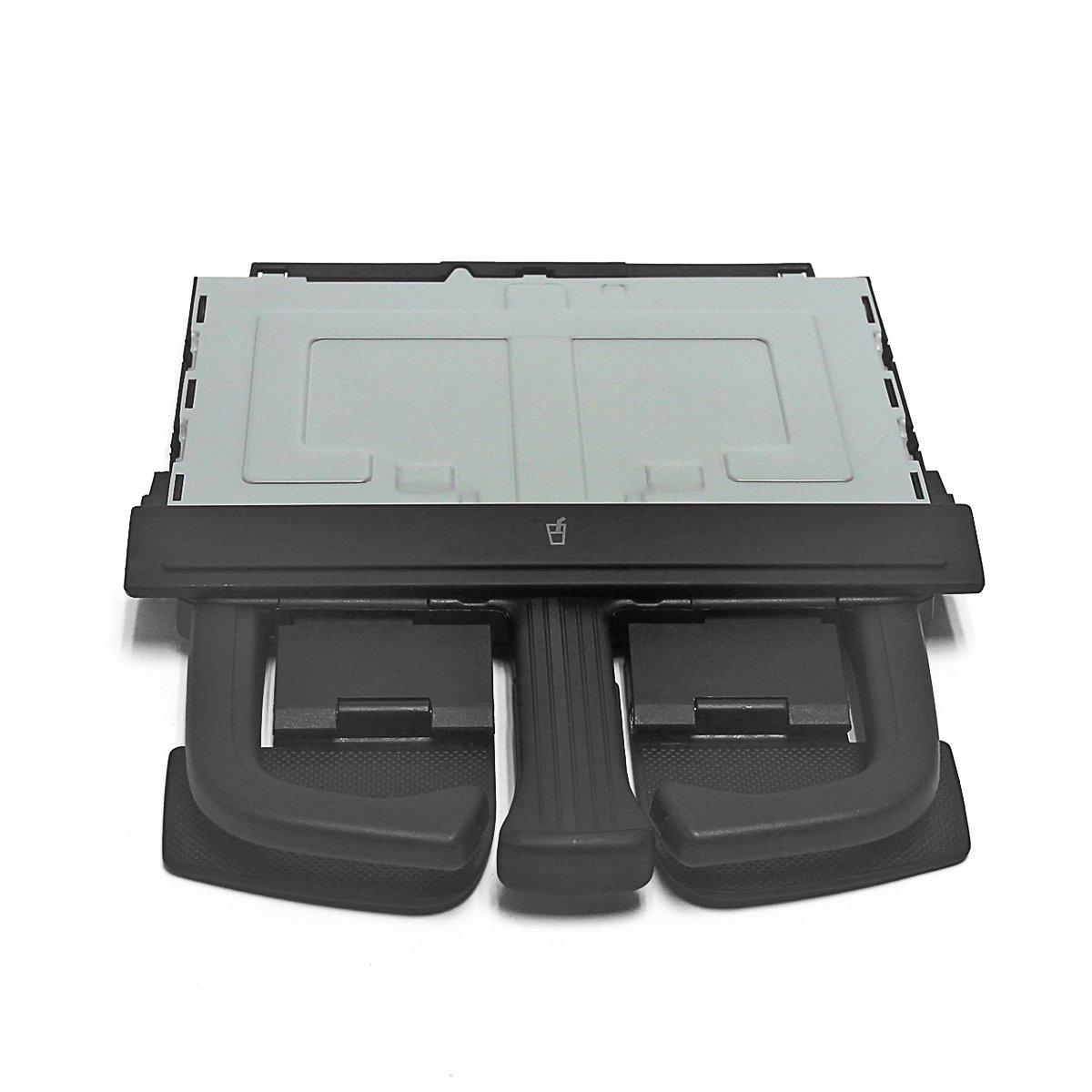 Signswise Portavasos delantero para Volkswagen VW Bora, Jetta Mk4 y Golf 1J0858601 4: Amazon.es: Bricolaje y herramientas