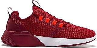 PUMA RETALIATE Men's Outdoor Multisport Training Shoes, Black White, 13 US