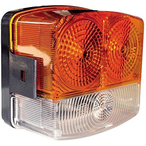 HELLA 2BE 002 776-261 Blinkleuchte - P21W/R10W - 12V - Anbau - Einbauort: rechts