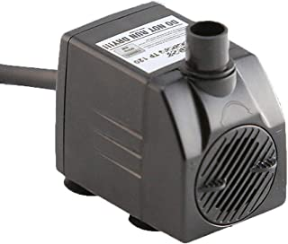 Tiger Pumps 120GPH Submersible Water Pump, Pond Pump, Aquarium Pump, Fish Tank Pump,..