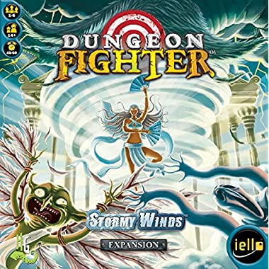 IELLO Dungeon Fighter: Stormy Winds Game