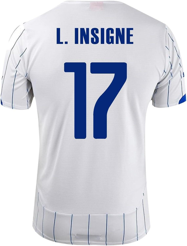 L.INSIGNE   17 ITALIEN JERSEY WORLD CUP 2014 (L) B00JOSH4U8  Jugend überschwemmen