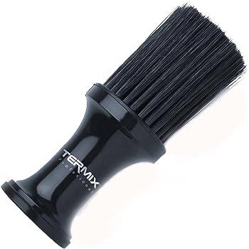 TRIXES Cepillo de Cuello para barbero - Brocha de Peluquería, Salón, Peluquero - para Eliminar los Residuos del Cabello: Amazon.es: Belleza