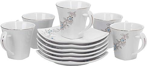Royalford Cup & saucer 12Pcs