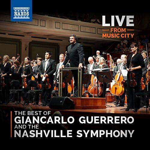 The Nashville Symphony Orchestra