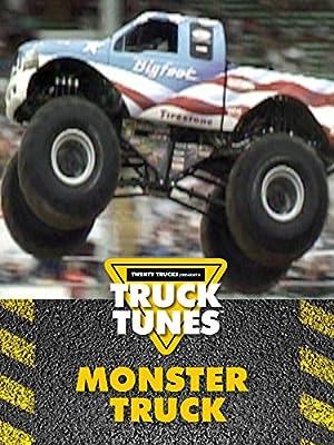 Monster Truck - Truck Tunes for Kids
