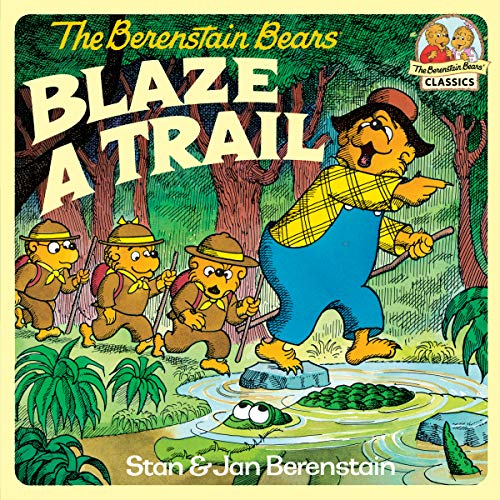 The Berenstain Bears Blaze a Trail (First Time Books(R)) (English Edition)