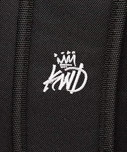 Kings Will Dream - Plovar Backpack, Black/Gold, OS