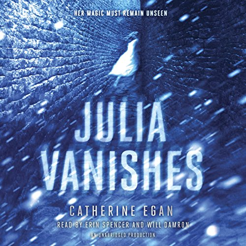 Julia Vanishes audiobook cover art