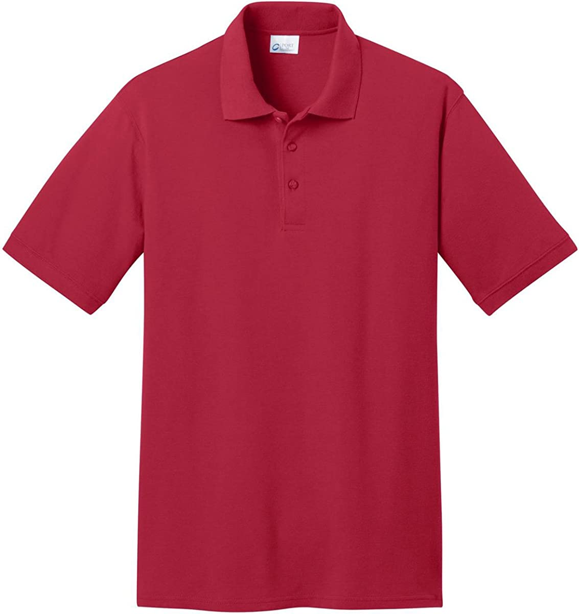 Port & Company Core Blend Pique Polo. KP155 Red