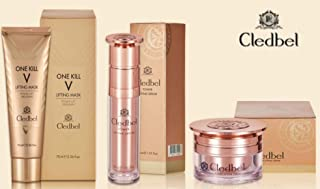 Cledbel Lifting 3 Set [Power Lifting Serum + Power Lifting Cream + V One Kill Mask] Celdbel Lifting Set