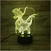 Mood Lights Schedel hoofd Halloween dinosaurus dec...