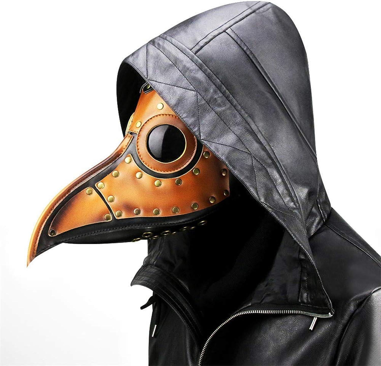 LVYE1 LULU Halloween Explosionsmodelle Maske Dampf Punk Seuchenvogel Maske Requisiten B07HJ3LC5V Fuxin  | Glücklicher Startpunkt
