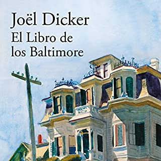El Libro de los Baltimore [The Book of Baltimore] audiobook cover art