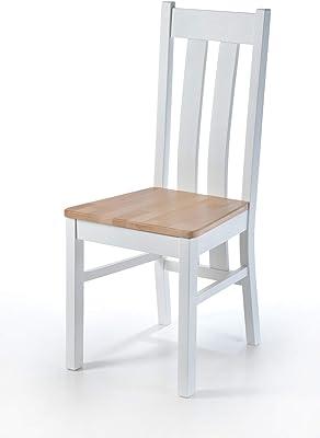 acerto 20138 LUCCA sedia per tavolo da pranzo in faggio