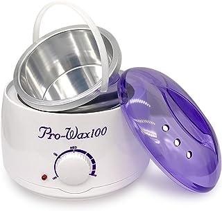 comprar comparacion Crisnails - Calentador de Cera Eléctrico para la Depilación Profesional 500ml, Color Blanco