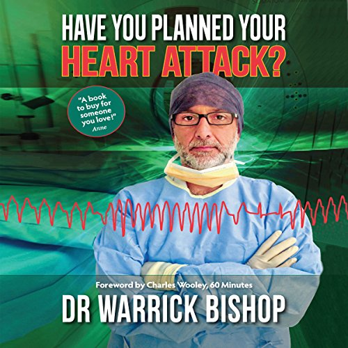 Have You Planned Your Heart Attack audiobook cover art