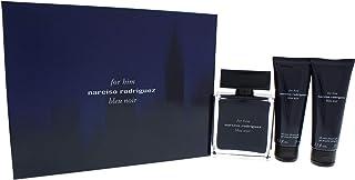 Narciso Rodriguez Bleu Noir For Men Eau De Toilette, 100 ml & Shower Gel Set of 2, 75 ml