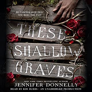 These Shallow Graves audiobook cover art