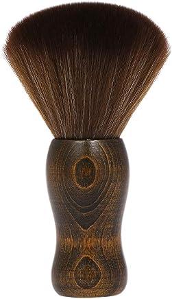 Barber Neck Face Duster Brush Anself Soft Cleaning Hairbrush Hair Sweep Brush Nylon Hair (03#)