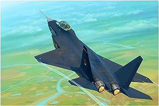 トランペッター 1/72 中国 J-31 技術実証機 プラモデル 01666