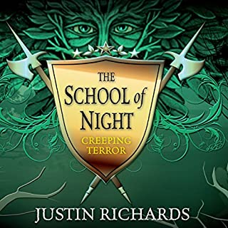 The School of Night: Creeping Terror copertina