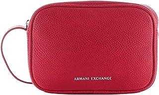 Armani Exchange Damen Small Crossbody Schultertasche, Einheitsgröße