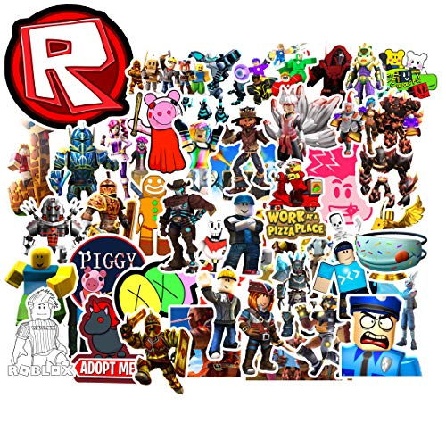 GTOTd Stickers for Blox (Large Size 50pcs).Gifts Roblox Decals Poster...