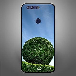 Huawei Honor 8 Sphere Leaves, Zoot Designer Phone Covers