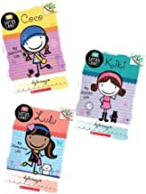 Lotus Lane Set of Three Paperback Books Includes #1 Kiki My Stylish Life, #2 Coco My Delicious Life & #3 Lulu My Glamorous Life