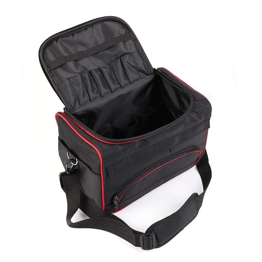 ヘルパーマザーランド完全に美容ツールバッグ ハンドバッグ 大型 美容サロン ポータブル バッグ ヘアスタイルケース くし/ドライヤー/かつら 旅行用