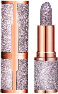 NUMONE Glitter Star Batom Hidratante Nutritivo Batom Brilhante Longa Duração Impermeável Maquiagem Cosméticos