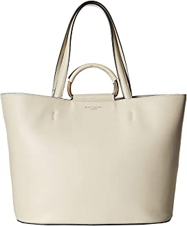 KNOMO London Mayfair Luxe Maddox Top Zip Tote at Zappos.com 4085240665ffe