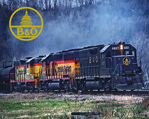 A-Trains Chessie System Baltimore & Ohio 8